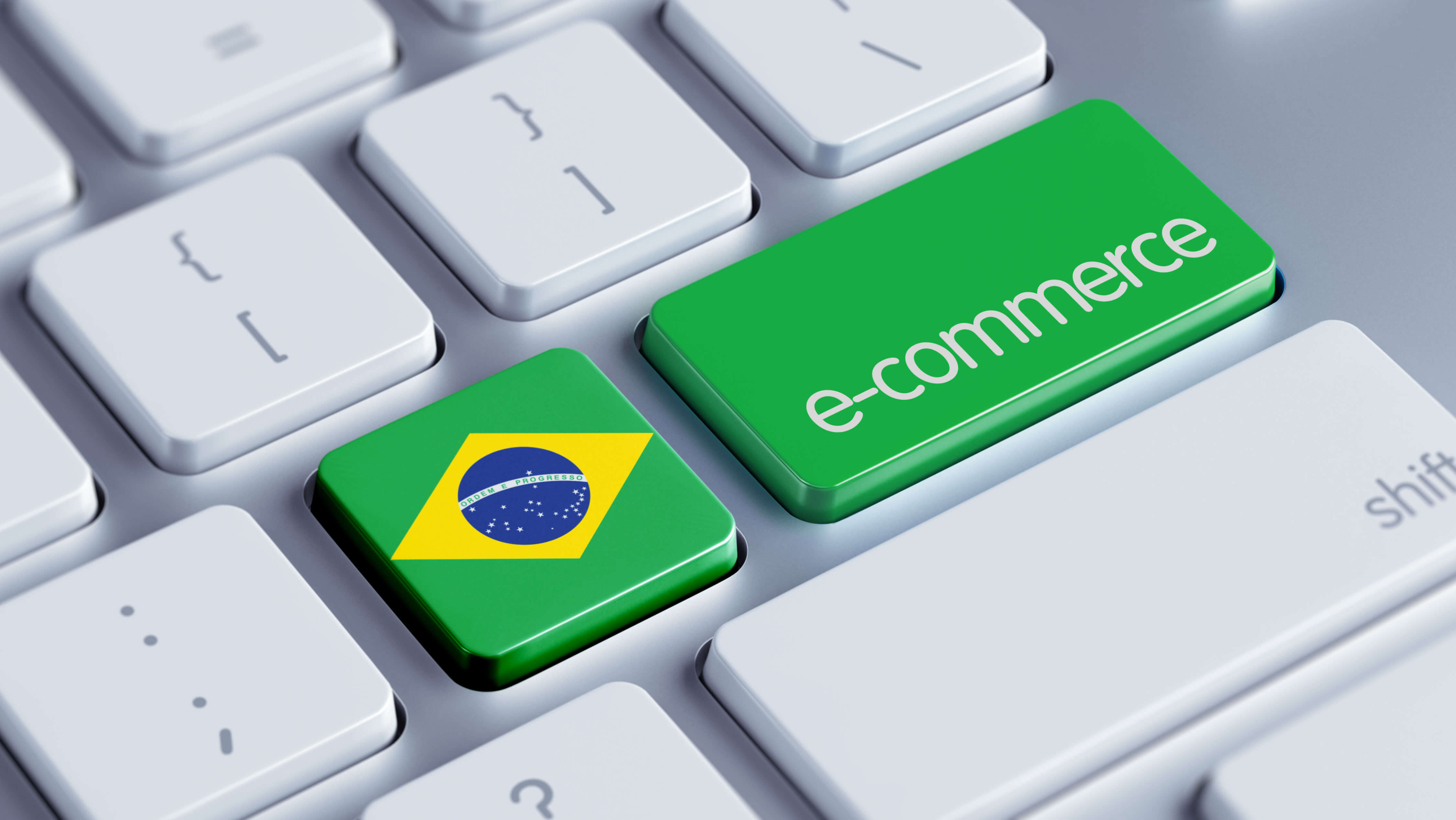E-commerce cresce no Brasil
